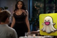 Nicki Minaj Stars In A Strange T-Mobile Commercial: Watch