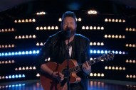 "'The Voice': Returning Contestant Nolan Neal Turns Four Chairs With ""Tiny Dancer"""