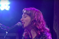 "Watch Regina Spektor's Magical Performance Of ""Bleeding Heart"" On 'Colbert'"