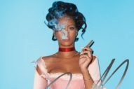 Rihanna Covers 'CR Fashion Book', Shot By Terry Richardson