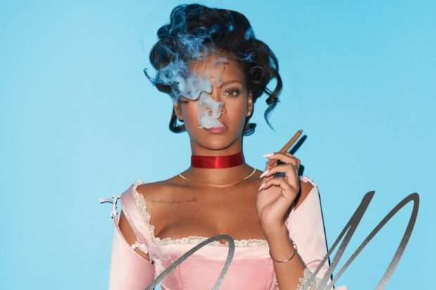 rihanna cr fashion book terry richardson