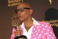 RuPaul Wins An Emmy, Continues To Make The World A More Colorful Place