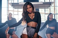 "Sevyn Takes It Back To The '90s On Slinky Bop ""My Love For You"""
