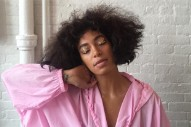 Solange Teases New Song & Video On Snapchat