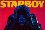 The Weeknd Reveals The Cover & Title Of Third LP 'Starboy'