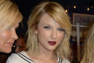 Taylor Swift Returns To Nashville To Write New Album