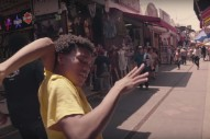 "THANKS x Jill Scott's ""Livin' My Life"" Video: Watch The Street-Dancing Scene Play Out"