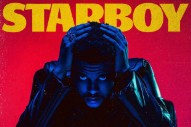"The Weeknd Teams Up With Daft Punk For Moody New Track ""Starboy"": Listen"