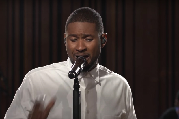 usher-chainsmokers-dont-let-me-down-cover
