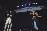 Ariana Grande Joins Victoria Monet On Stage To Open For Fifth Harmony's '7/27 Tour': Watch