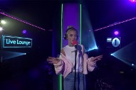 "Zara Larsson Performs ""Ain't My Fault"" For Live Lounge, Covers ""Too Good"""