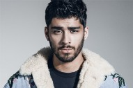 Zayn Malik Poses For 'High Snobriety,' Talks Fame & Fashion