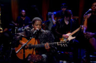 "Watch Lauryn Hill Gloriously Belt ""Rebel/I Find It Hard To Say (Version)"" On 'Charlie Rose'"