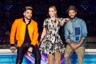 Adam Lambert & Iggy Azalea Mesmerized By Hot 'X Factor' Singer