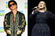 Bruno Mars Says Adele Is A Total Diva (In A Good Way)
