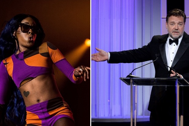 azealia-banks-russell-crowe-fight-feud-beef-thrown-out-party