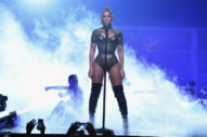 Beyoncé Rips Earring Out During Tidal X: 1015 Performance, Remains Unfazed: Watch