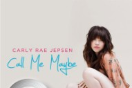 "Carly Rae Jepsen's ""Call Me Maybe"" Has Been Certified Diamond"