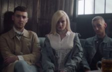 Clean Bandit Move On As A Trio In