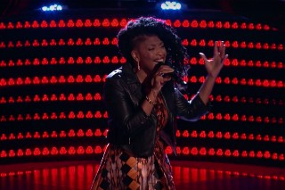 'The Voice': Songwriter Courtney Harrell Covers James Bay As Blind Auditions End