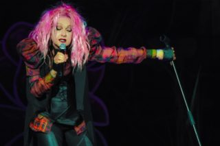 Cyndi Lauper's Annual Home For The Holidays Show Comes To NYC This Weekend