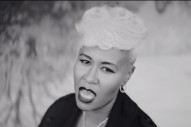 "Emeli Sande ""Hurts"" By The Seaside: Watch The Emotional Video"
