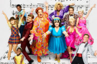 Ariana Grande Perfectly Channels Penny Pingleton In First 'Hairspray Live!' Cast Photo