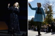 Adele Tells Miami Concertgoers To Vote For Hillary Clinton While HRC Is In The Audience
