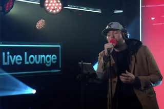 James Arthur Covers Emeli Sande & Performs His New Hit On 'Live Lounge'