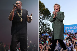 Jay Z Organizing Pro-Clinton Concert For Young Black Voters In Ohio