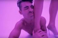 "DNCE's ""Body Moves"" Video: Watch Shirtless Joe Jonas Do It In An Elevator"