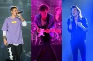 The 1975 Covers Justin Bieber & One Direction With Symphony Orchestra: Watch