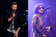 Justin Timberlake Dedicates His Concert Film To Prince