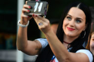 Katy Perry, Cher Join Women's March On Washington