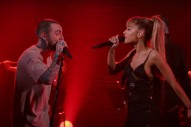 "Watch Mac Miller's Soulful Performance Of ""My Favorite Part"" With Ariana Grande"