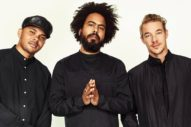 "Major Lazer Unveil New Holiday-Themed Banger ""Christmas Trees"" With Protoje: Listen"
