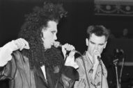 When Pete Burns And Morrissey Were Pals In The '80s: See 6 Photos