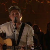 Niall Horan On The 'Late Late Show'