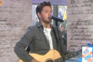 "Watch Niall Horan Perform ""This Town"" On 'TODAY'"