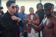 Watch Nick Jonas Battle Rap Kevin Hart