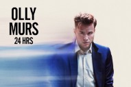 "Olly Murs Reveals '24 HRS' Album Cover, Premieres ""Grow Up"" Video: Watch"