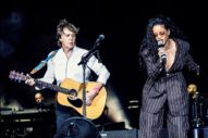 "Rihanna Joins Paul McCartney At Desert Trip For ""FourFiveSeconds"": Watch"