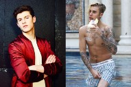 Justin Bieber Really, Really Likes Shawn Mendes' New Album