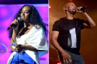 "Solange's ""Cranes In The Sky"" Gets Remixed By Common: Listen"