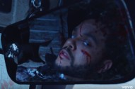 "Watch The Weeknd's Insane ""False Alarm"" Video"