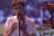"""Troye Sivan Performs """"Heaven"""" On 'Ellen': Watch"""