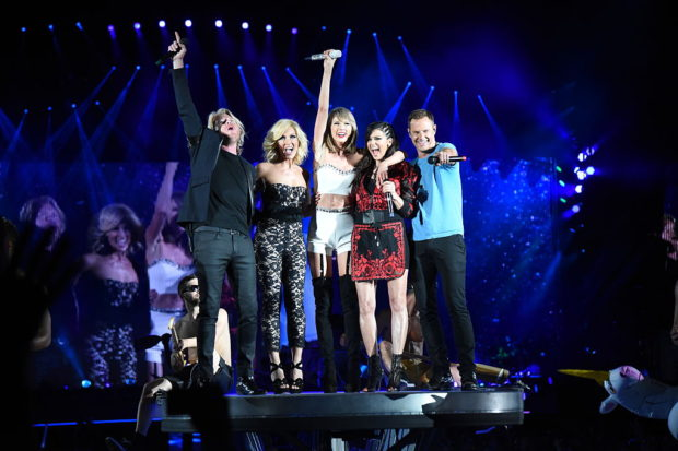 Taylor Swift little big town 1989 World Tour Live In Pittsburgh