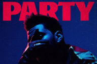 "The Weeknd Unveils The Lana Del Rey Co-Penned ""Party Monster"": Listen"