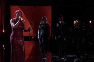 """'The Voice': Ali Caldwell Does Stunning Version Of Leonard Cohen's """"Did I Ever Love You"""""""
