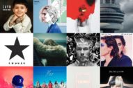 Vote For 2016's Best Albums (Part 1): January Through June Releases